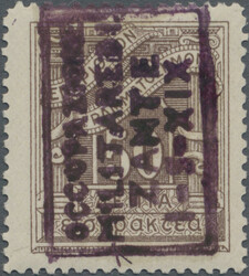 3305: Ionian Islands Zakynthos - Postage due stamps