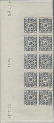 4480: Monaco - Postage due stamps
