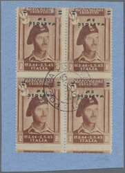 724020: POW Camp Mail World War II