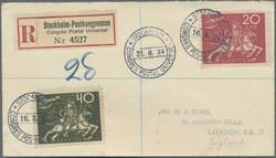 5625100: Sweden 1912-1944