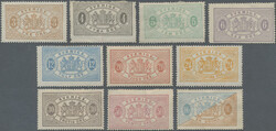 5625: Sweden - Official stamps