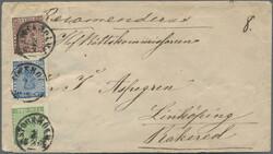 5625: Sweden - Postage due stamps