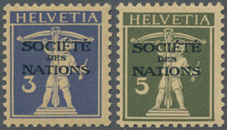 5670: Switzerland League of Nations SDN