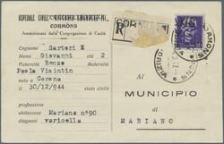 6285: Trieste Zone A