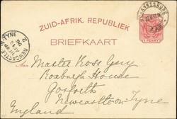 6085: Afrique du Sud