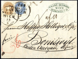 4745070: Autriche édition 1863/64