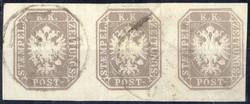 4745072: Autriche Zeitungsmarke1863