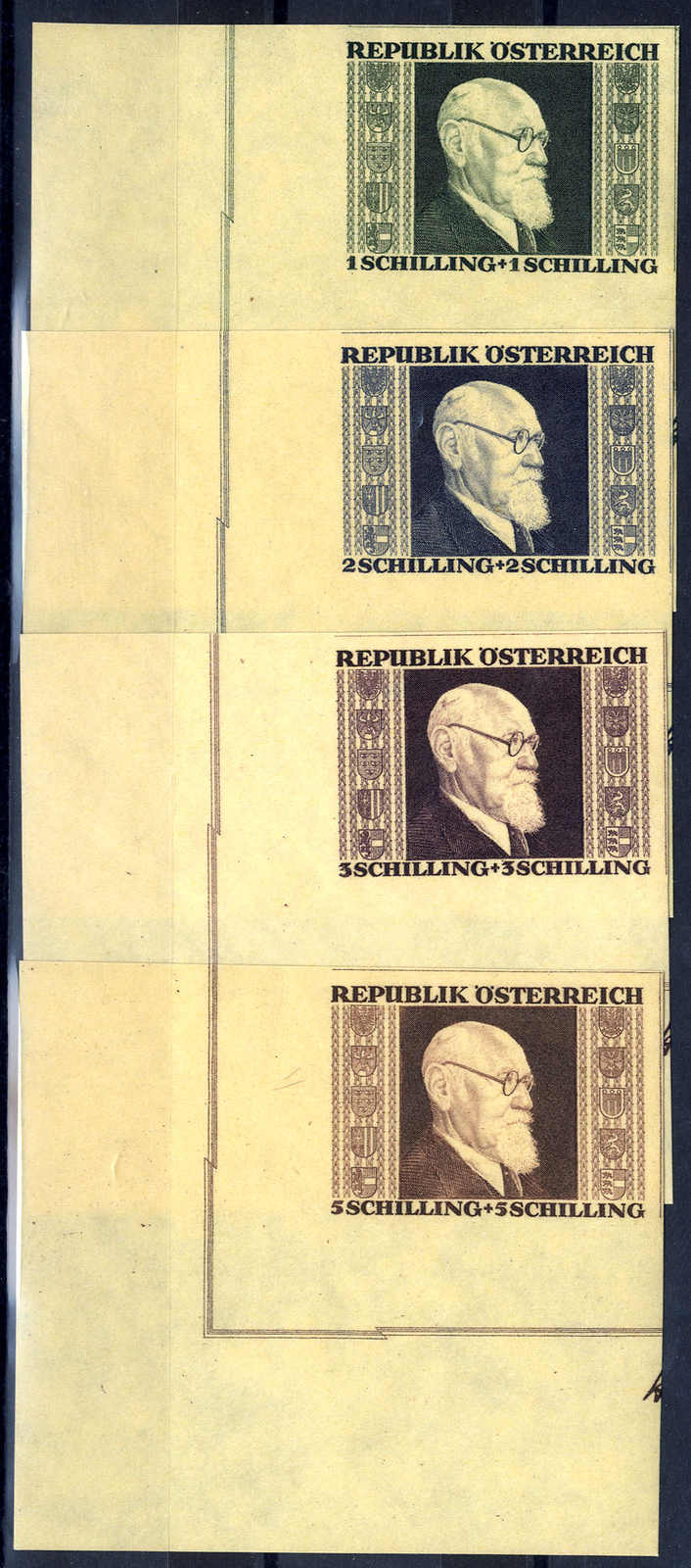 Lot 2414 - europe Austria 2nd. Republic -  Viennafil Auktionen 63rd LIVE AUCTION
