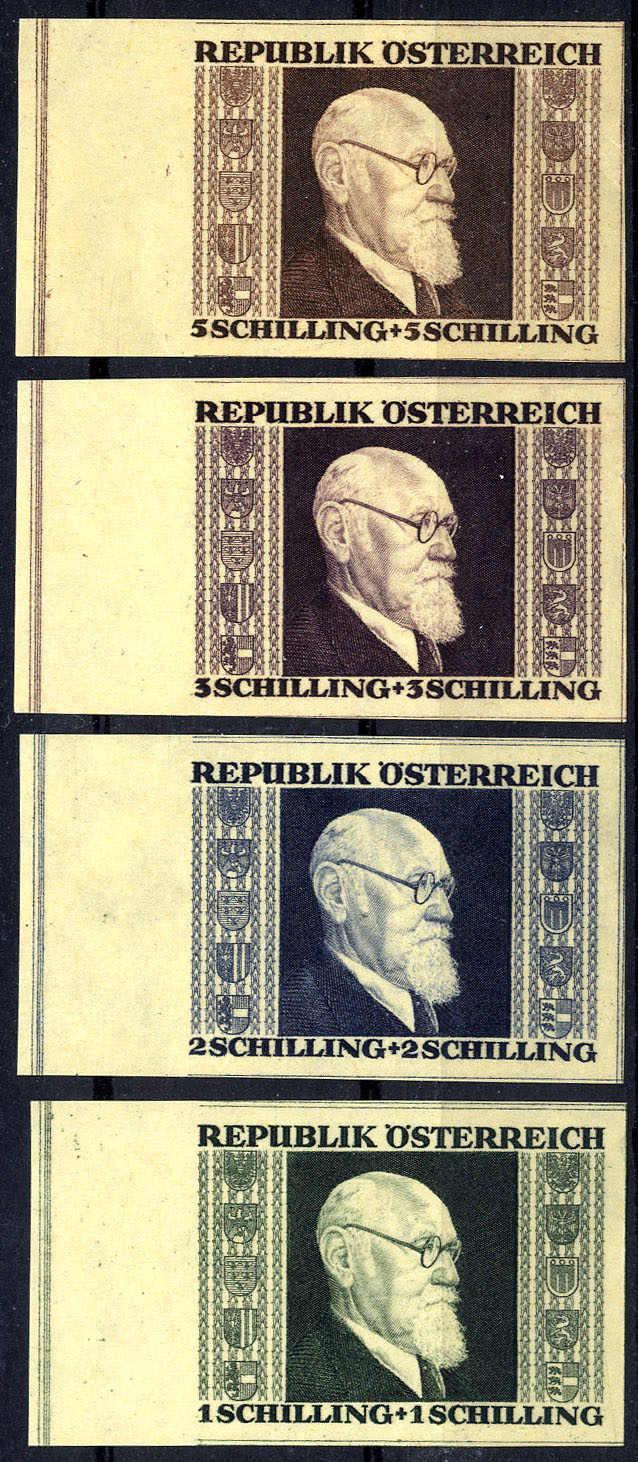 Lot 2415 - europe Austria 2nd. Republic -  Viennafil Auktionen 63rd LIVE AUCTION