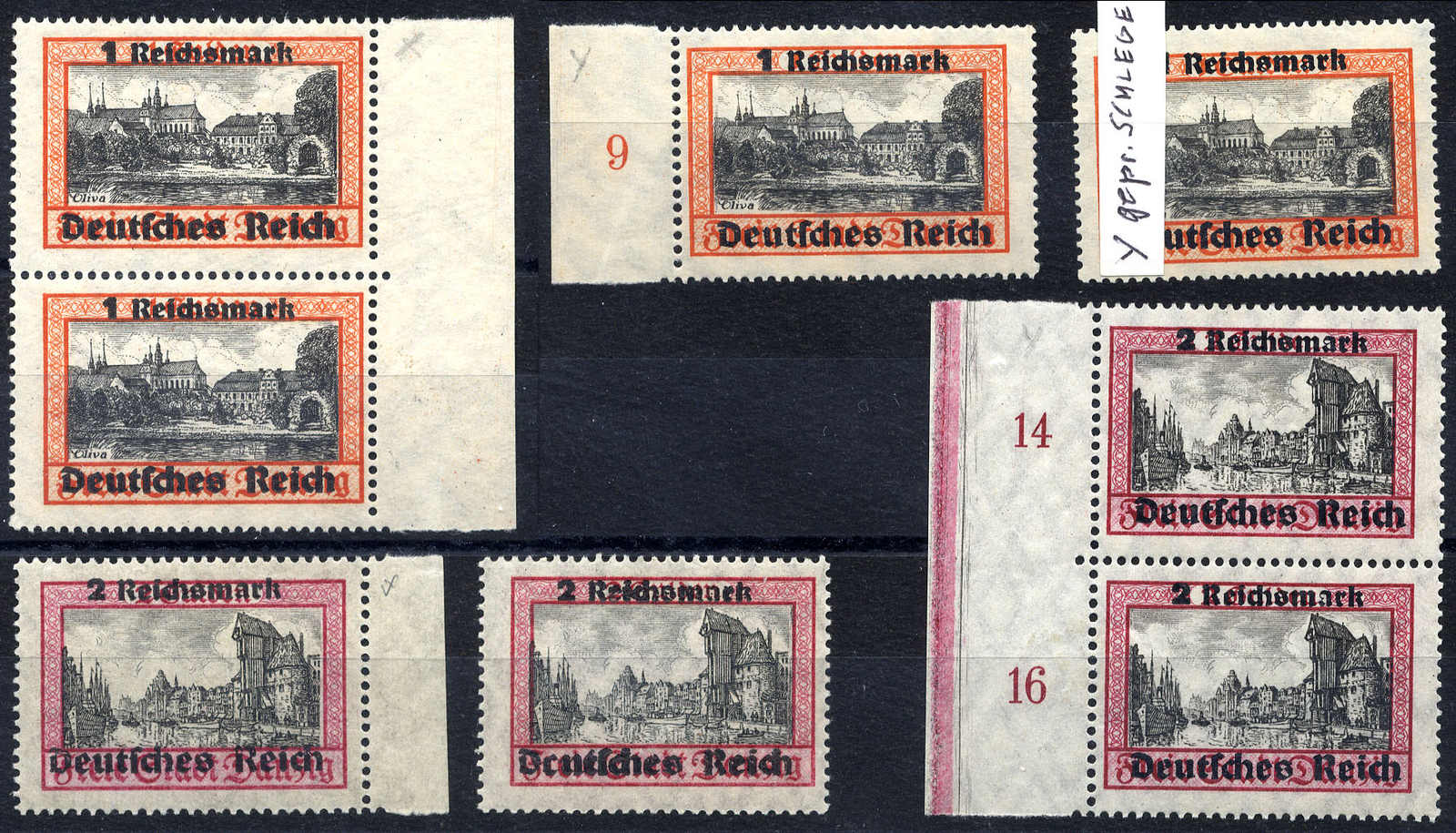 Lot 2912 - germany German Empire -  Viennafil Auktionen 63rd LIVE AUCTION
