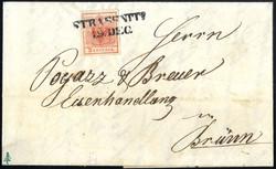 4745380: オーストリア・消印・モラビア