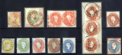 4745060: Österreich Ausgabe 1860