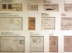 4791: Österreich Marine- und Schiffspost - Sammlungen