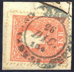 4745335: Österreich Abstempelungen Tirol