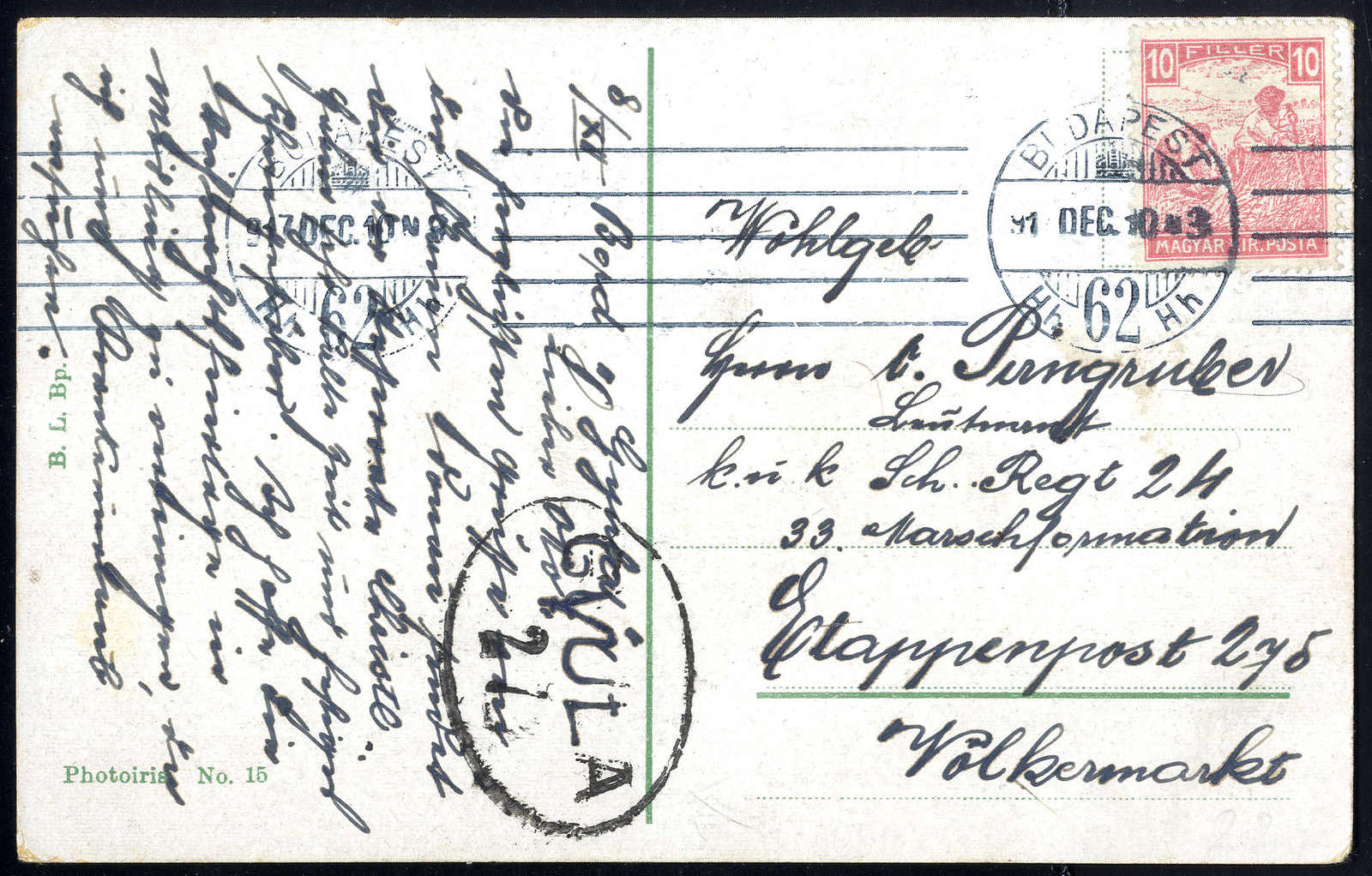 Lot 2790 - europe Austria Navy and Ship Mail -  Viennafil Auktionen 63rd LIVE AUCTION