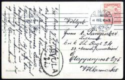 4791: Österreich Marine- und Schiffspost - Postkarten