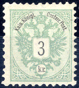 Lot 2135 - europe Austria Issue 1883 -  Viennafil Auktionen 63rd LIVE AUCTION