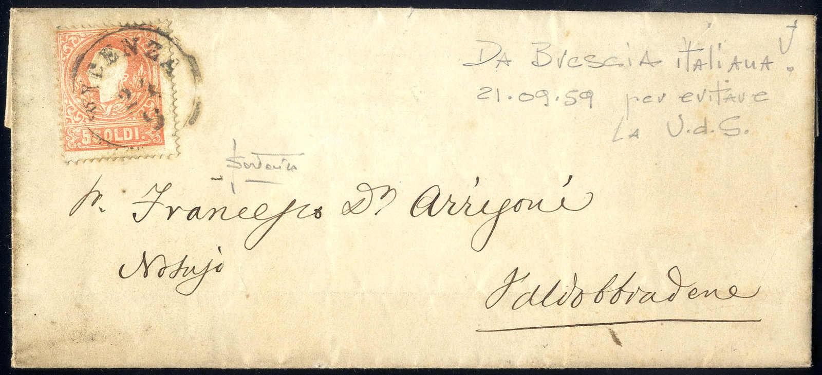 Lot 1499 - europe lombardy venetia -  Viennafil Auktionen 63rd LIVE AUCTION