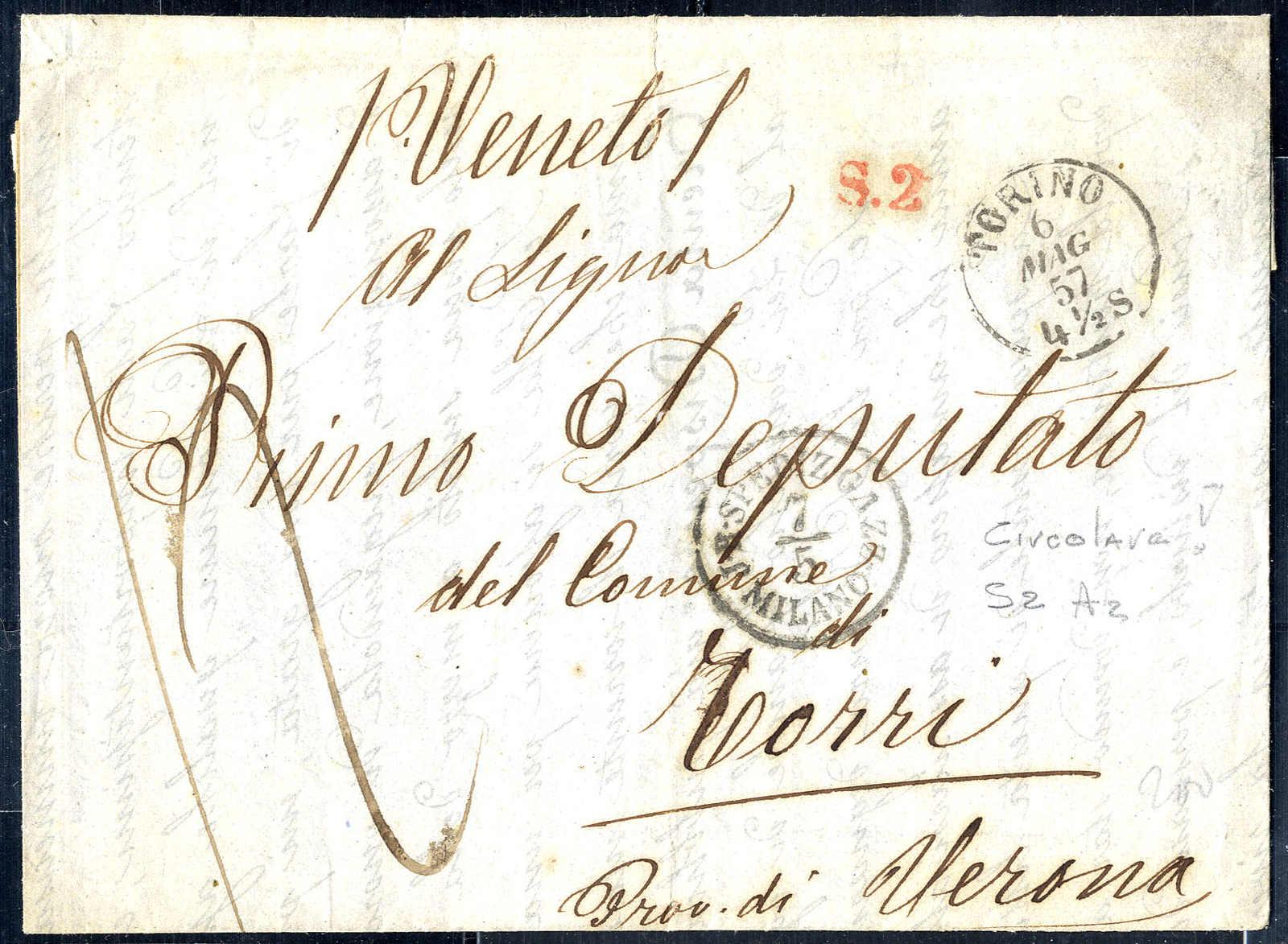 Lot 1580 - europe lombardy venetia -  Viennafil Auktionen 63rd LIVE AUCTION
