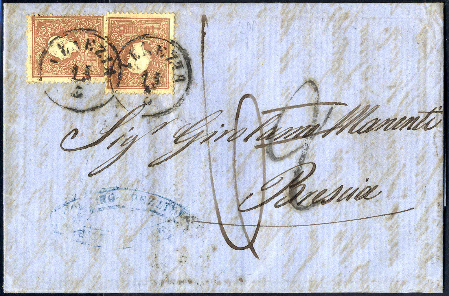 Lot 1581 - europe lombardy venetia -  Viennafil Auktionen 63rd LIVE AUCTION