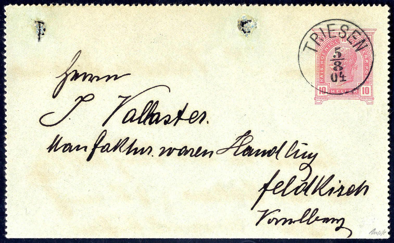 Lot 3171 - europe Liechtenstein -  Viennafil Auktionen 63rd LIVE AUCTION