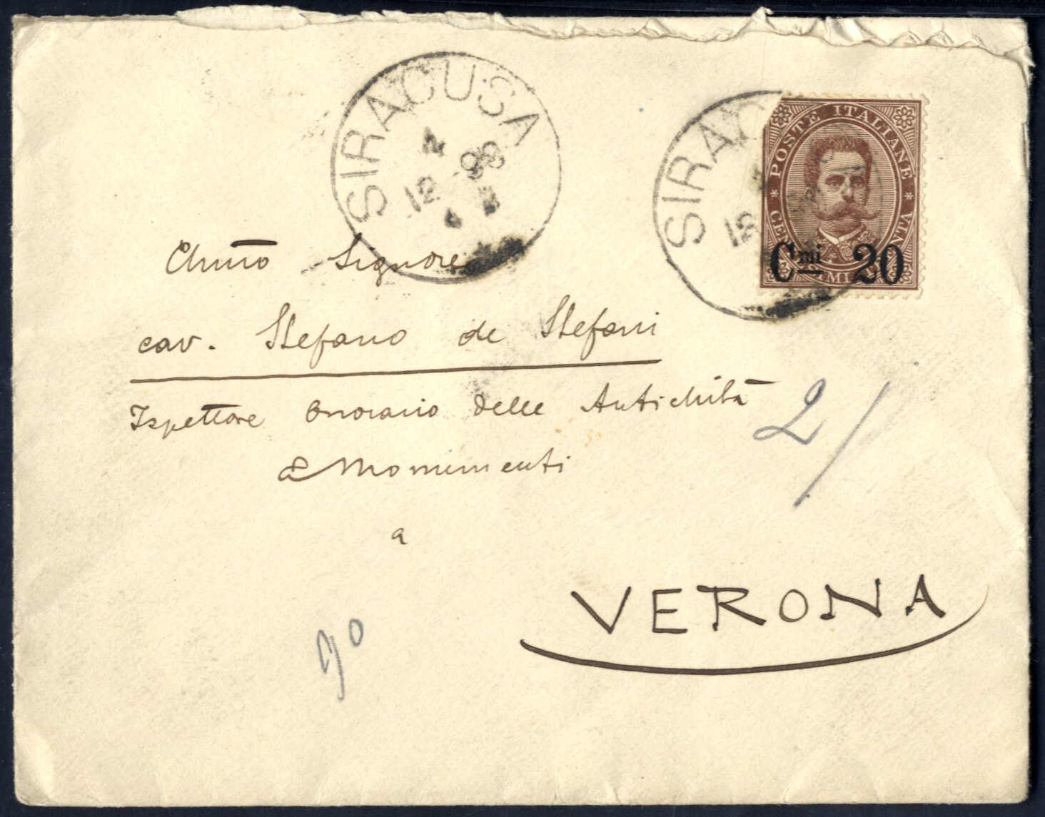 Lot 1552 - europe Italian Kingdom -  Viennafil Auktionen Auction #66 Worldwide Mail Auction: Italy, Austria, Germany, Europe and Overseas
