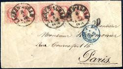 4745370: Austria Cancellations Croatia Slavonia