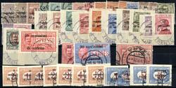 7172: L'Italie occupa les collections et les territoires italiens