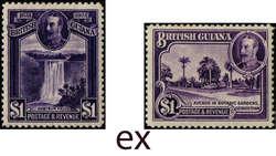 2950: 2950: Britisch Guayana