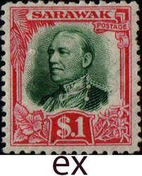 4315: Malaiische Staaten Sarawak
