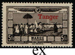 6170: Tanger Französische Post