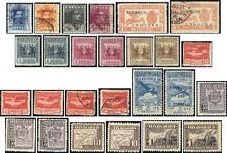 1675: Andorra Spanische Post - Sammlungen