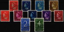 4610: Niederlande - Dienstmarken