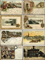 7720: Sammlungen und Posten Heimat - Sammlungen