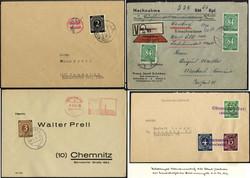 1300: Gemeinschaftsausgaben - Briefe Posten