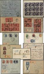 7232: Sammlungen und Posten Russische Gebiete - Sammlungen