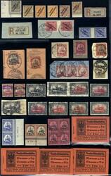 185: Deutsche Kolonien Südwestafrika - Sammlungen