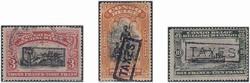 1850: Belgisch-Kongo - Portomarken