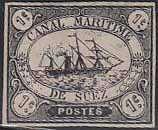 1565: Ägypten Suez-Kanal-Gesellschaft