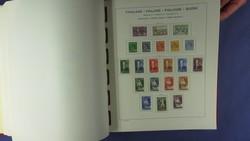 7094: Sammlungen und Posten Skandinavien - Sammlungen