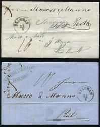 5725: Serbia - Pre-philately