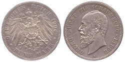 8050: Coins German Empire 1872-