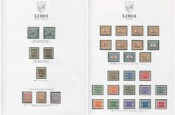 3570: Italienisch-Libyen - Sammlungen