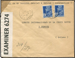 1665: Algerien - Briefe Posten