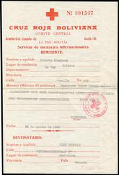 1905: Bolivien - Besonderheiten
