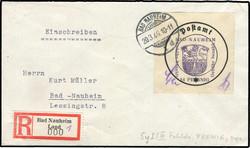 760: Deutsche Lokalausgabe Bad Nauheim
