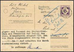 940: Deutsche Lokalausgabe Görlitz - Ganzsachen