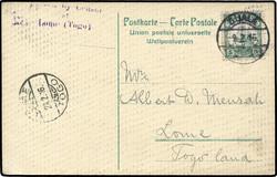 195: Deutsche Kolonien Kamerun Britische Besetzung
