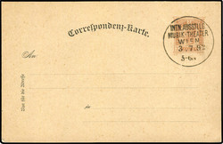4745: Österreich - Briefe Posten