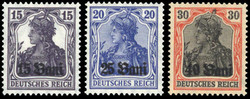 420: Deutsche Besetzung I. WK Rumänien